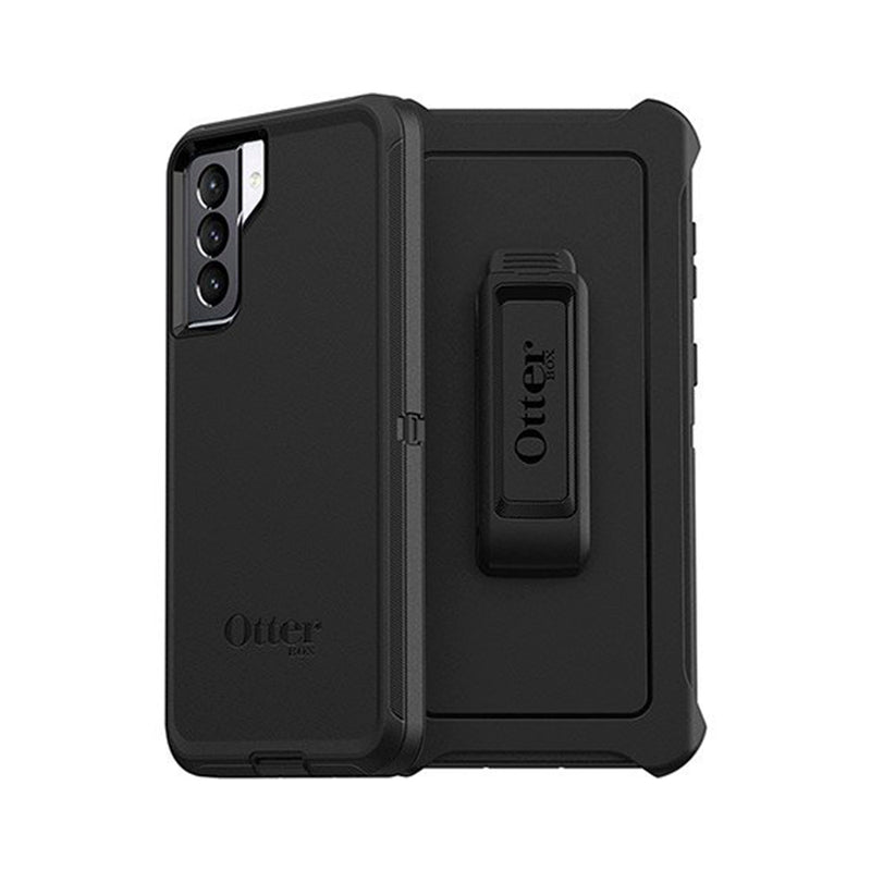 Otterbox Defender Case For Samsung Galaxy S21+ 5G - Black