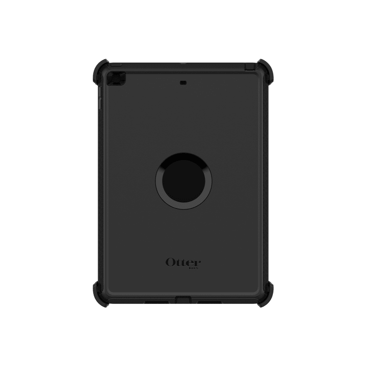 OtterBox Defender Case for iPad 10.2 7th Gen (2019) - Black