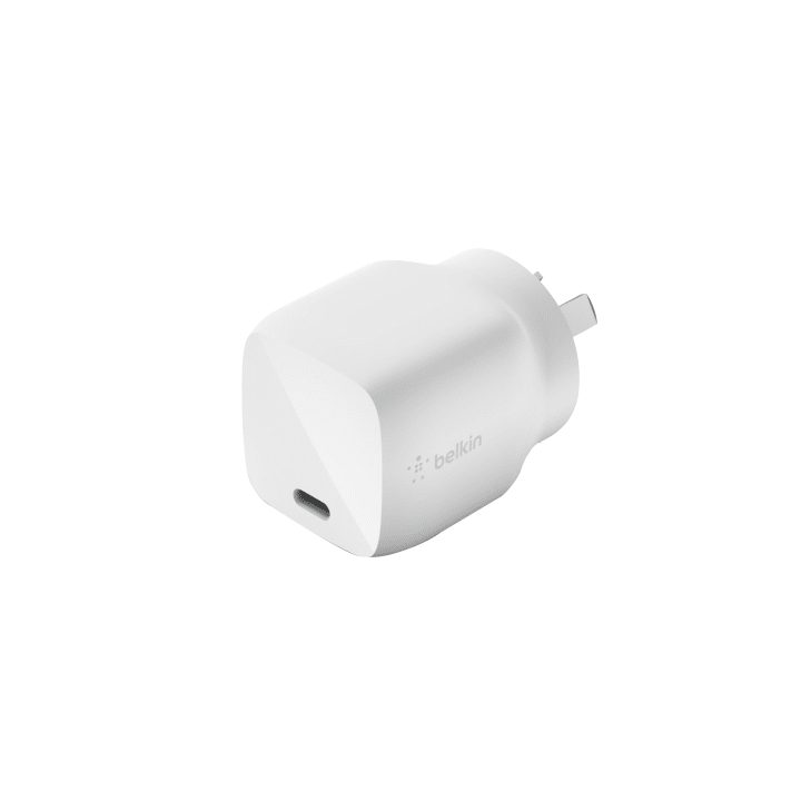 Belkin 30W USB-C Home Charger with GaN Tech & USB-PD