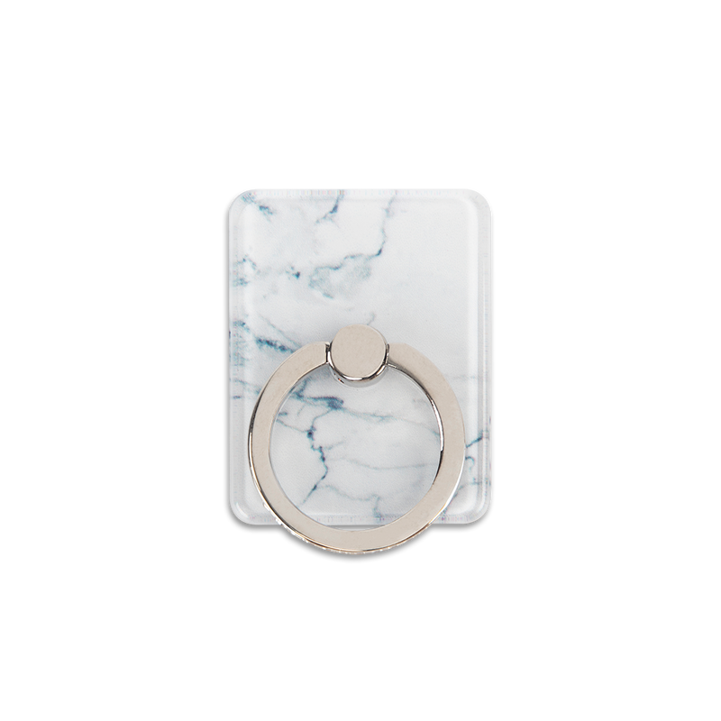 Wisecase Mobile Phone Ring Marble Holder
