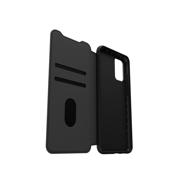 "OtterBox Strada Case suits Samsung Galaxy S20+ (6.7"") - Black"
