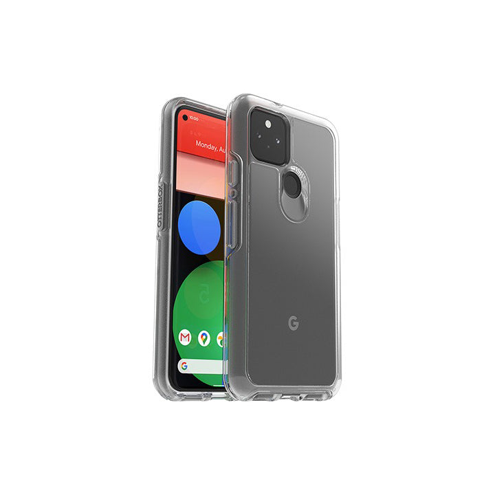 OtterBox Symmetry Clear Series Case for Google Pixel 5 - Clear
