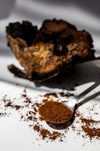 Load image into Gallery viewer, Chaga Mushroom Powder