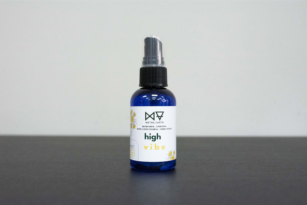 High Vibe [aromatherapy mask mist]