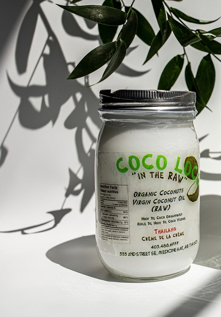 Cocoloco Coconut Oil (Raw + Small)