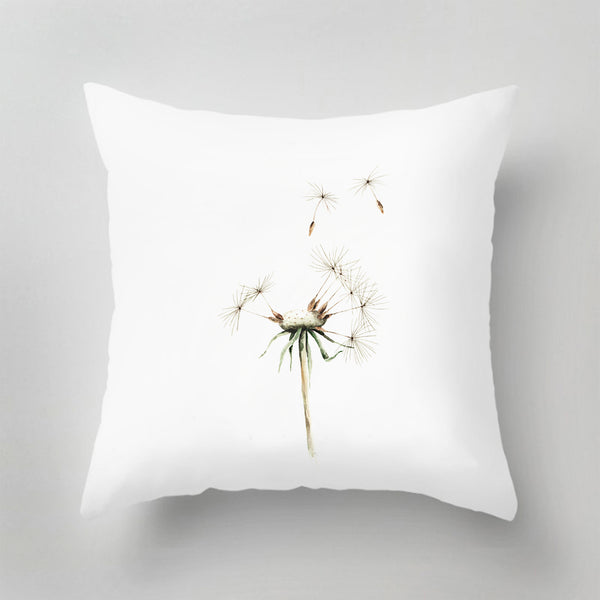 Indoor Pillow - DANDELION