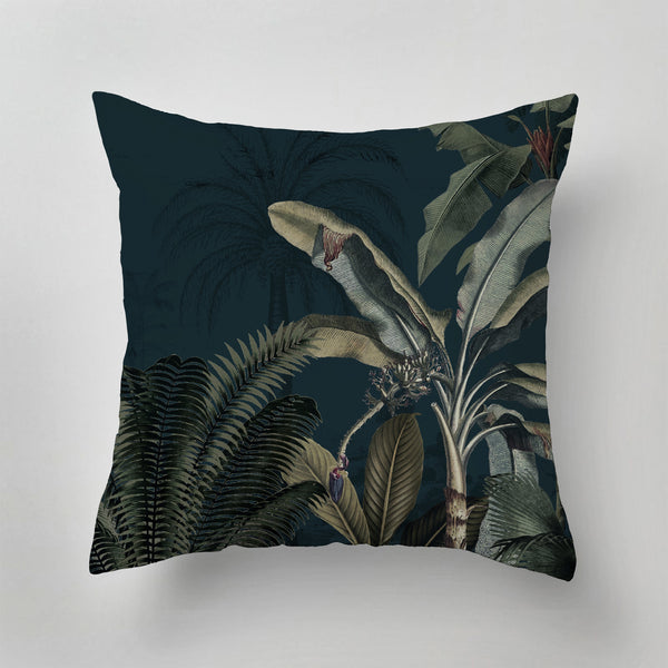 Indoor Pillow - DREAMY JUNGLE - DARK