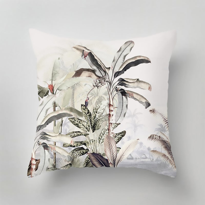 Outdoor Pillow - DREAMY JUNGLE - SOFT