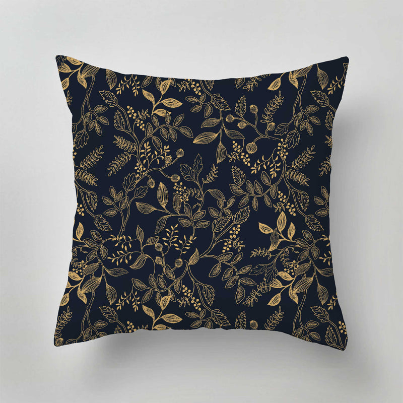 Indoor Pillow - GOLDEN TWIGS