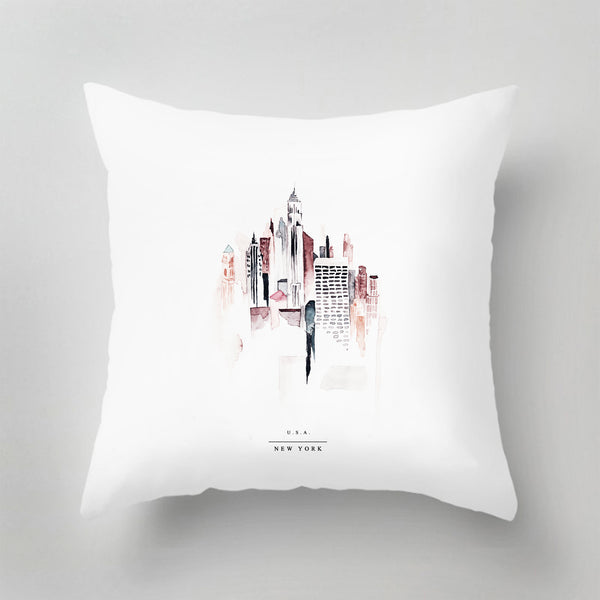 Indoor Pillow - NEW YORK