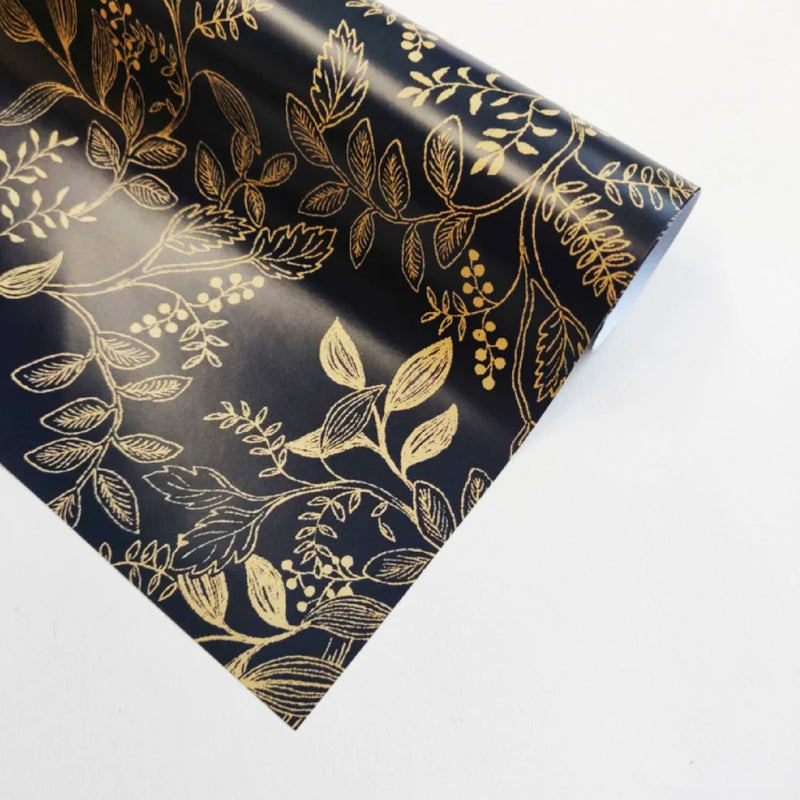 Giftwrap - Golden twigs