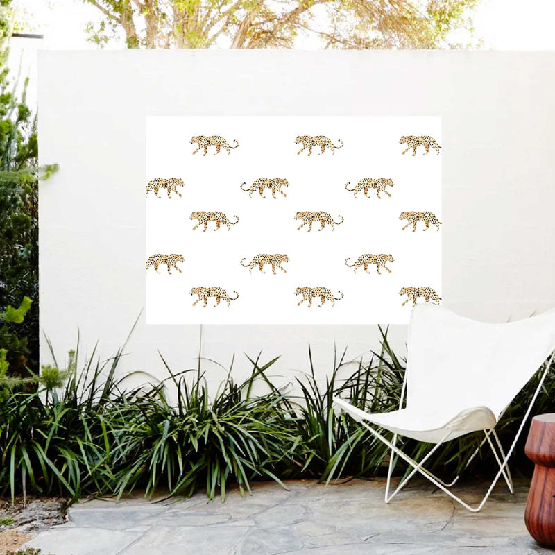 Outdoor Poster - LEOPARD