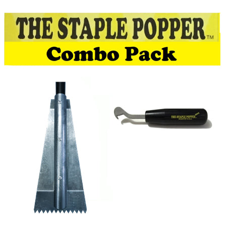 The Staple Popper Mini Stair Carpet Staple Remover Tool