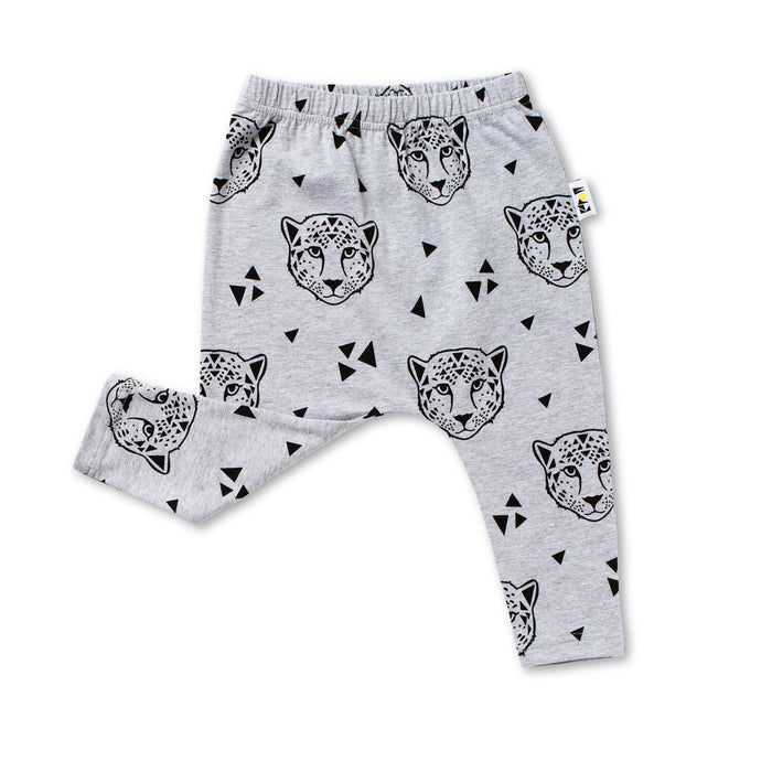 Kapow Kids Big Cat Harem Leggings