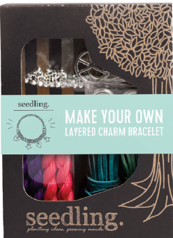 Seedling Make Your Own Layered Charm Bracelet