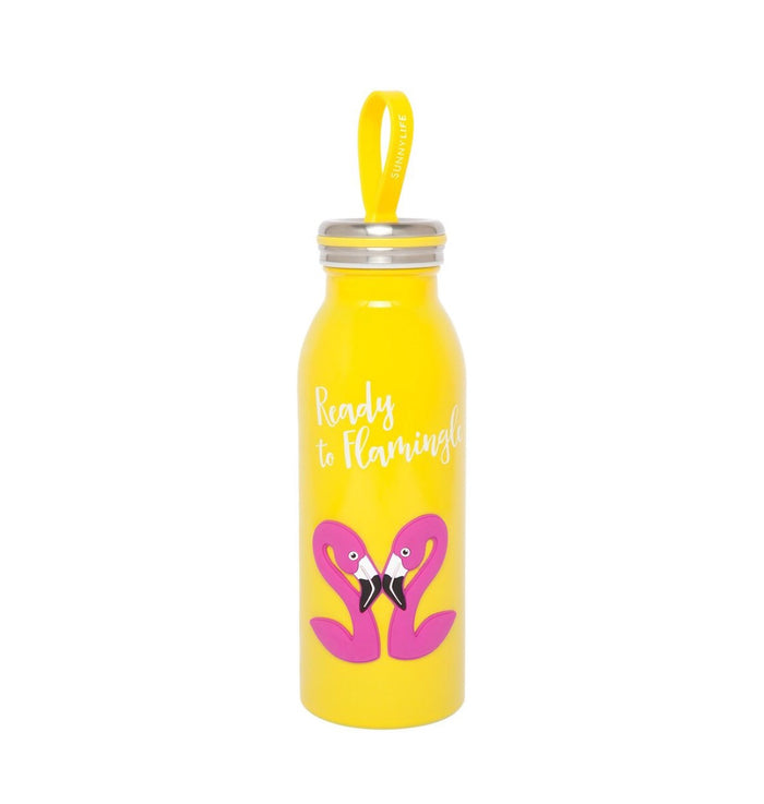 Sunnylife Flask Flamingo