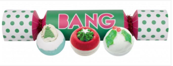 Bomb Cosmetics Bang Cracker Gift Pack