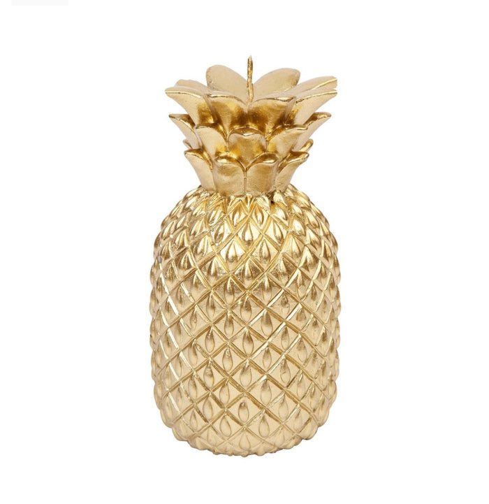 Sunnylife Gold Pineapple Small