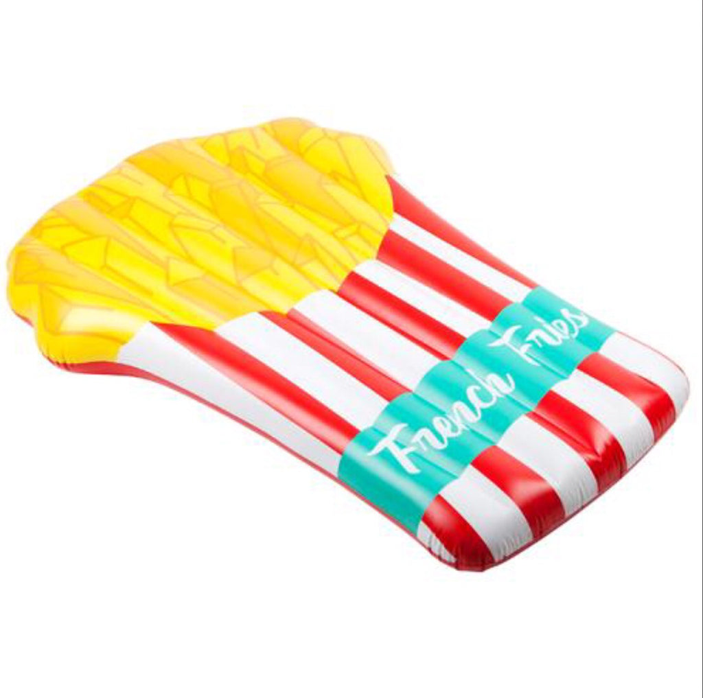 Pumpt French Fries Pool Float