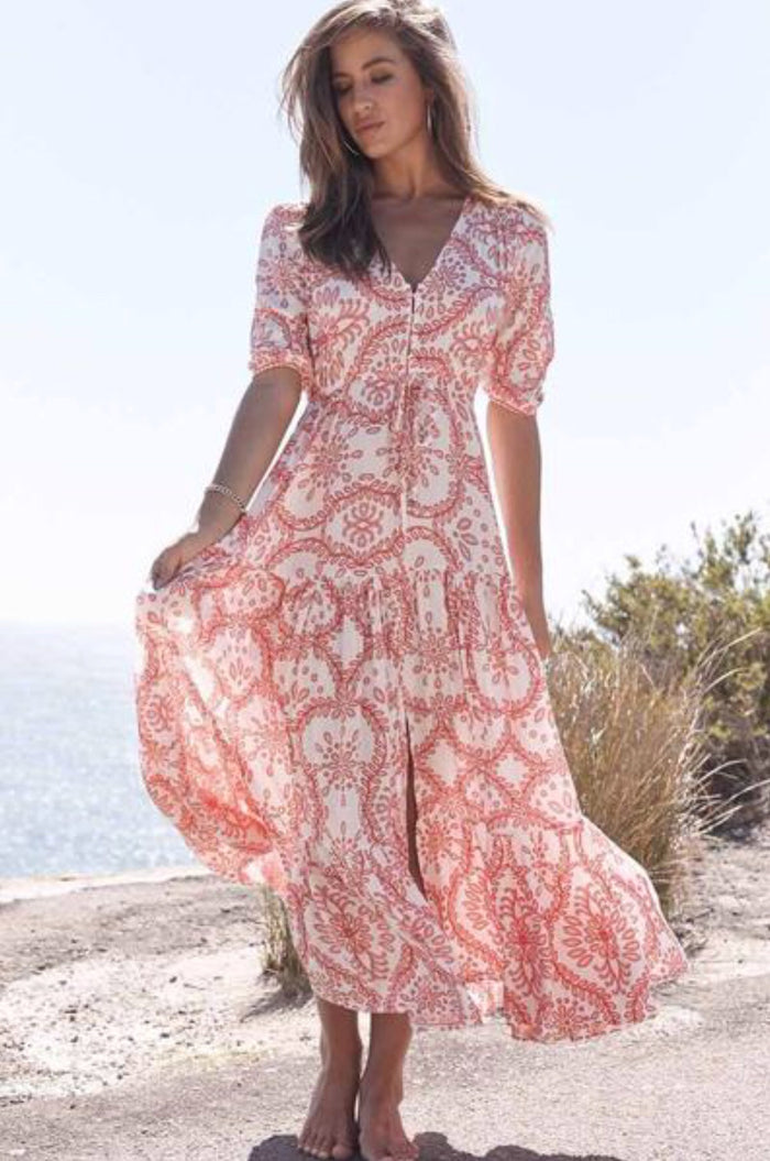 Jaase Mademoiselle Maxi Dress