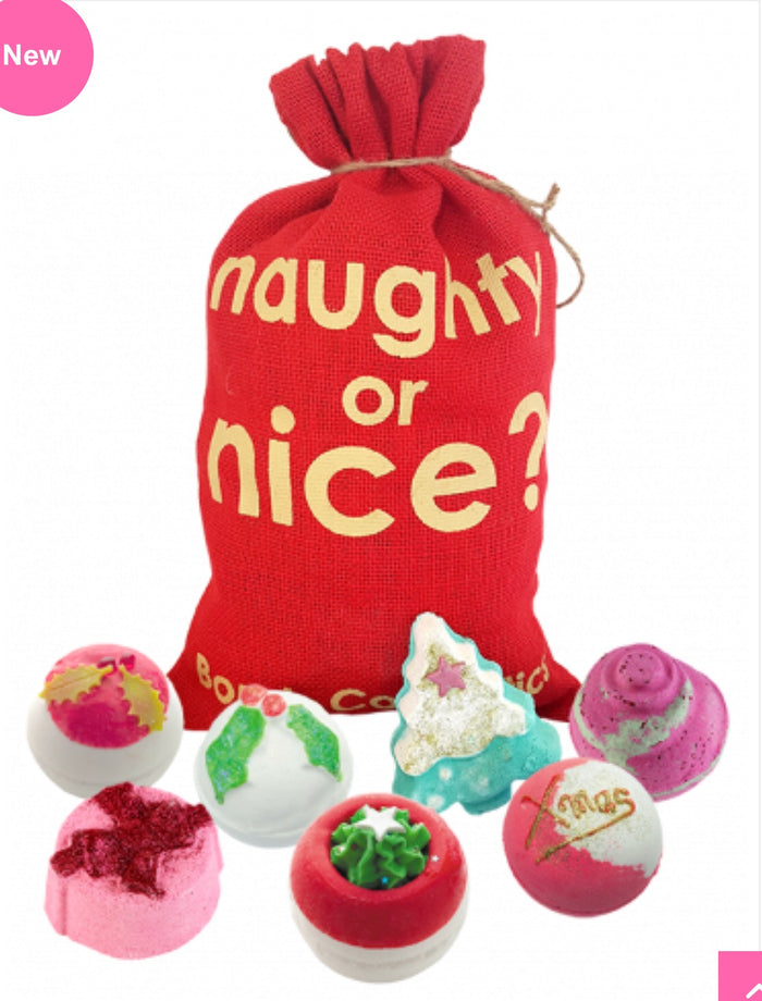 Bomb Cosmetics Naughty or Nice Giftset