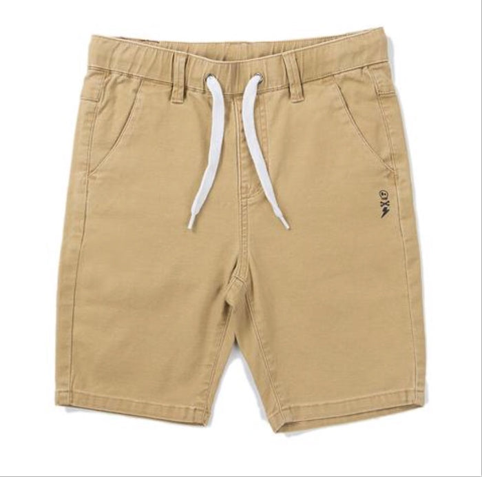 Alphabet Soup Curbside Chino Short Sand