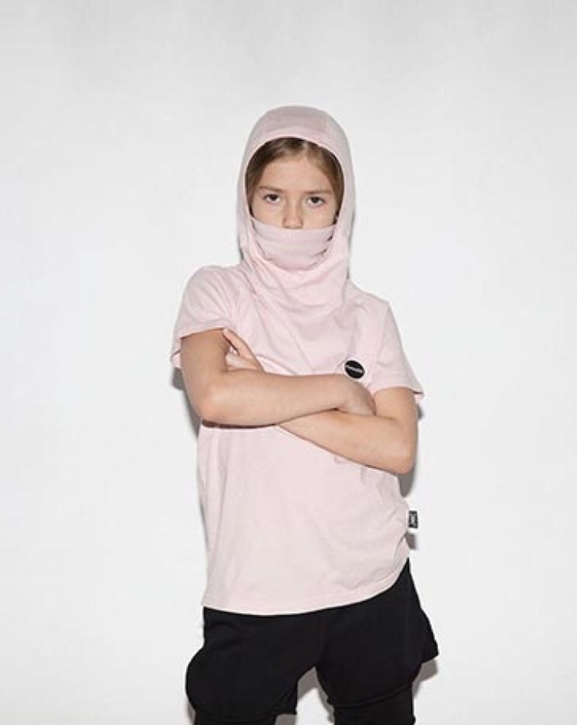 Nununu Ninja Shirt Powder Pink