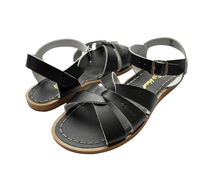Saltwater Sandals Original Children's Black