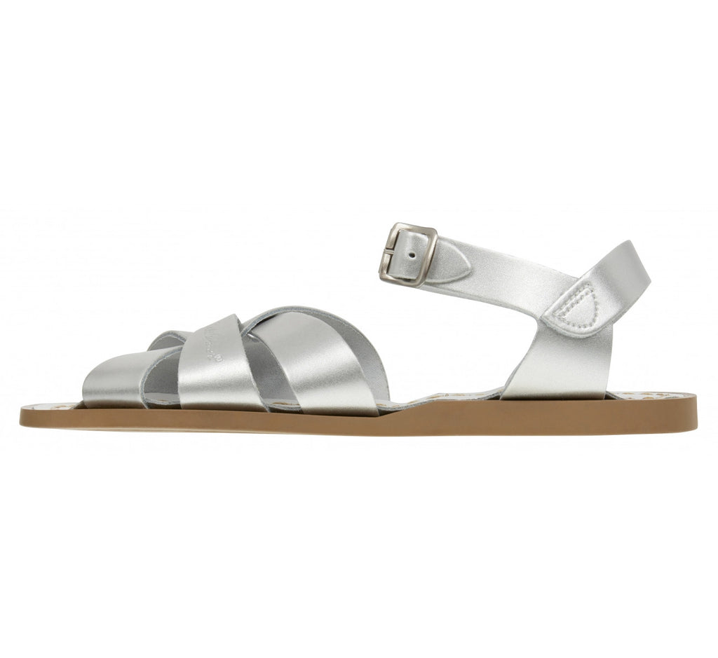 Salwater Sandals Women's Original Silver