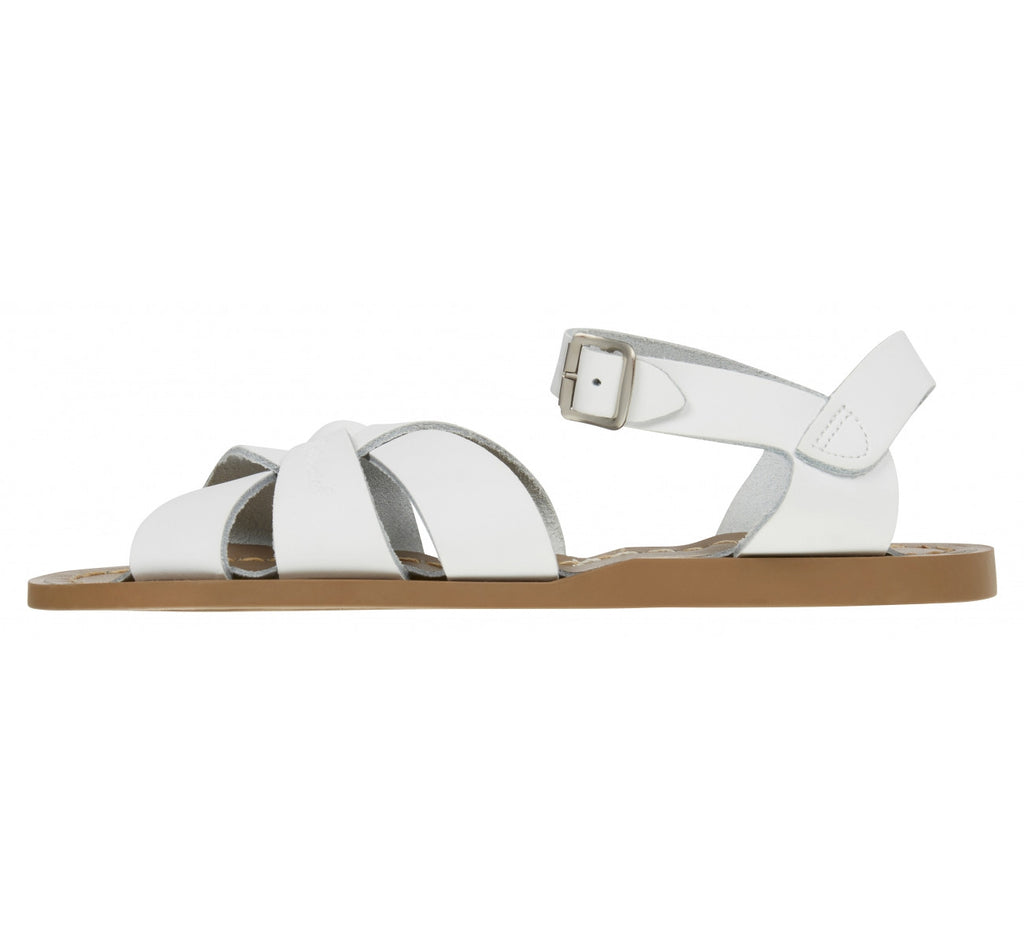Saltwater Sandals Original Women's White