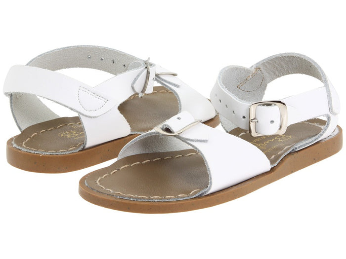 Saltwater Sandals Children's White