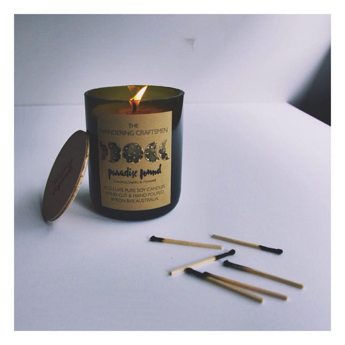 The Wandering Craftsmen Paradise Found Candle