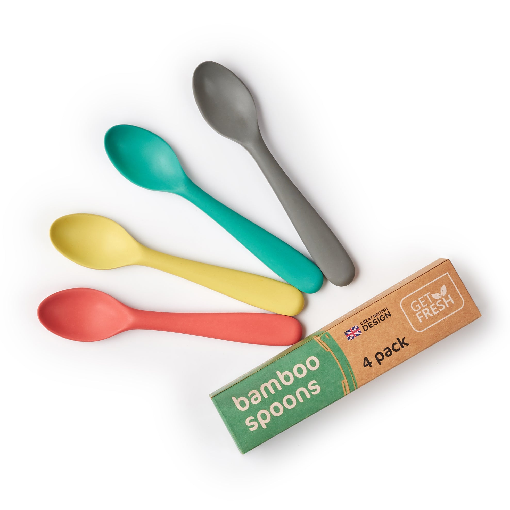Bamboo Kids Spoons