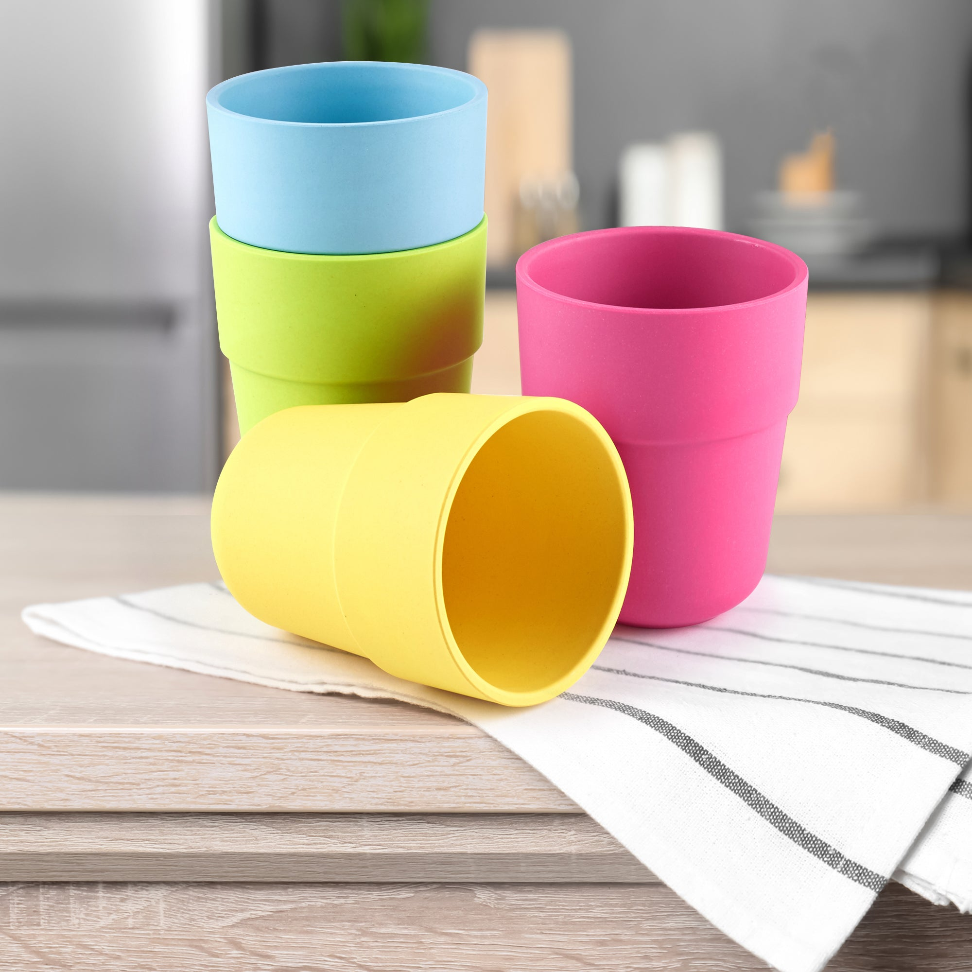 Bamboo Toddler Cups