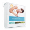 Linenspa Premium Smooth Pillow Protector - Vinyl Free