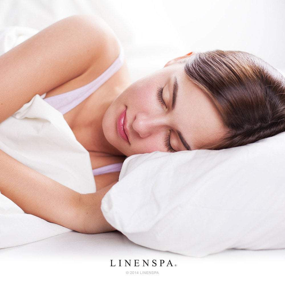 Linenspa Essentials Zippered Encasement Pillow Protector
