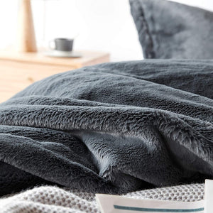 Chunky Bunny - Coma Inducer® Oversized Comforter - Faded Black - Limited Release