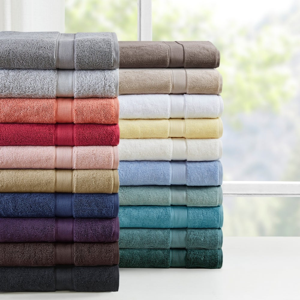 Luxury Hotel Signature Collection 800 GSM Cotton 8-piece Towel Set