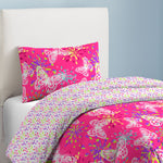 Dream Factory Butterfly Party Bedding Comforter Set