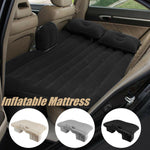 Inflatable Car Truck SUV Air Mattress with Portable Pump for Travel or Camping