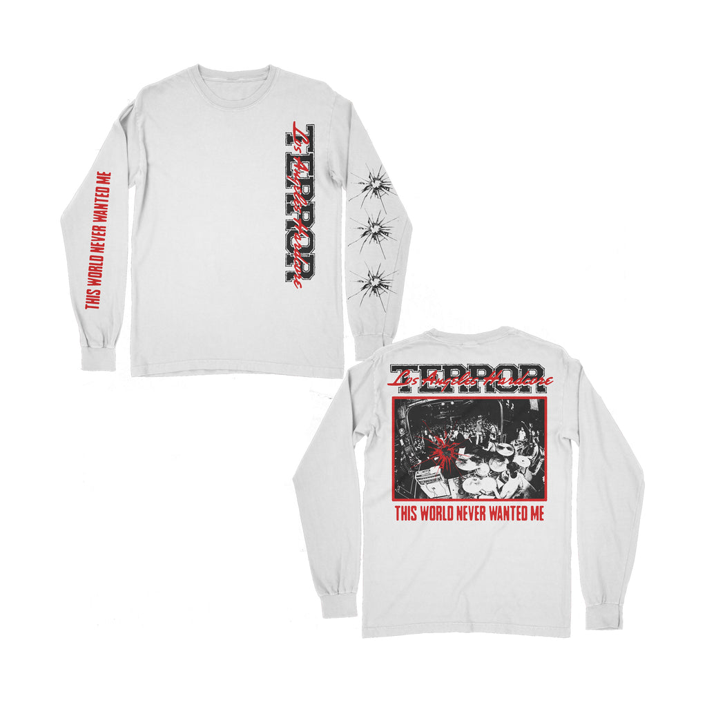 This World White Long Sleeve