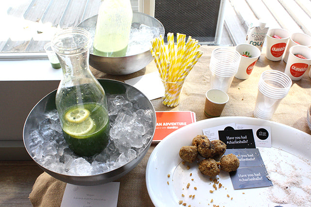 ecceko matcha at barre and brunch with vie active