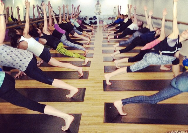 barre and brunch with vie active