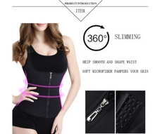 Load image into Gallery viewer, Shoulder Strap Waist Trainer