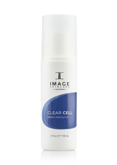 CLEAR CELL SALICYLIC CLARIFYING TONIC 4OZ