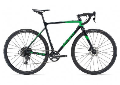 Giant TCX SLR 2 Metallic Black - ML