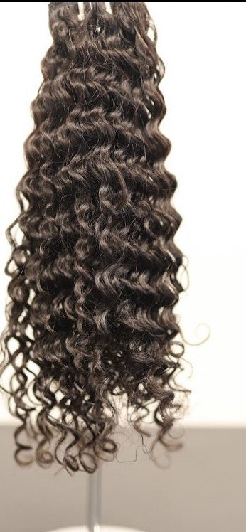 100% Indian Virgin Unprocessed Kinky Curly Hair