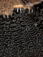 Load image into Gallery viewer, 100% Indian Virgin Unprocessed Kinky Curly Hair