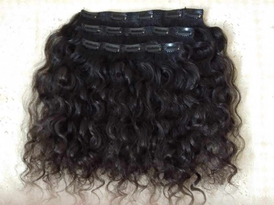 Myemichi & Hollywood Hairess Clip-in Kit