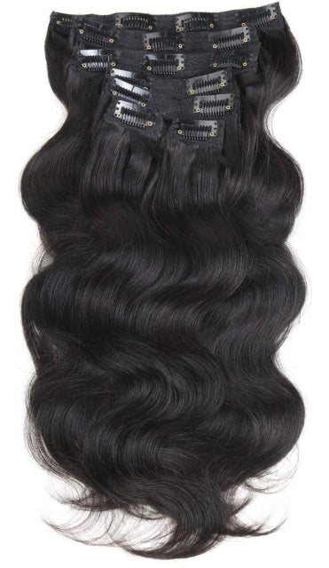 Hollywood Hairess Wavy Clip-ins